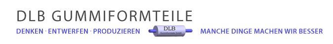 DLB Gummiformteile - Gummiwalzenfertigung